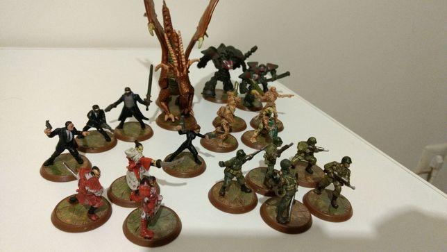 Set figuras RPG - D&D Dungeons Dragons