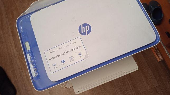 Принтер 3в1 HP Desk Jet 2600