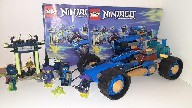 Lego Ninjago 70731 Шагоход Джея Лего Ниндзяго