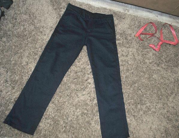 темно сині штани 6-7 років