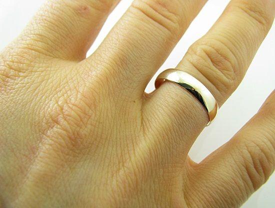 złote obrączki 4 mm od producenta