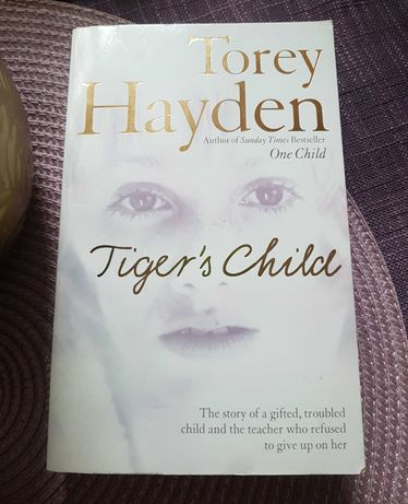 Книга на английском Torey Hayden The Tiger's Child