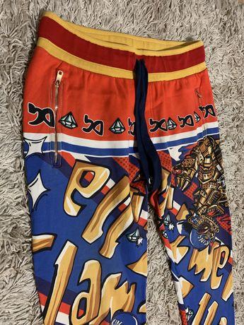 Штаны джогеры Dolce Gabbana gucci balenciaga zilli