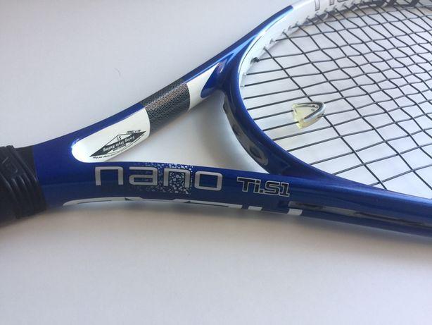 Теннисная ракетка Head nano ti.s1 oversize