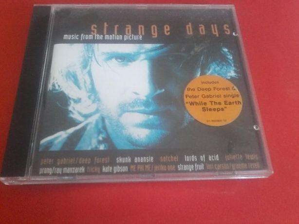 Strange Days motion picture soundtrack