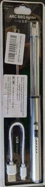 Zapalniczka USB z elastyczną głowicą