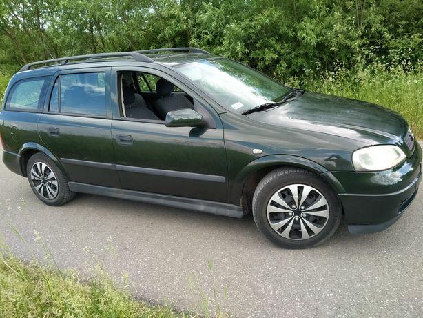 Opel Astra G Kombi 1.4 16v benzyna. 02r. Nowe zawieszenie. Zamiana