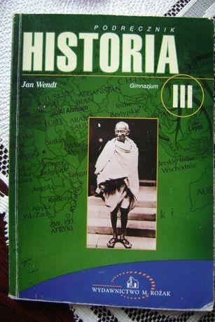 Podręcznik do historii Jan Wendt