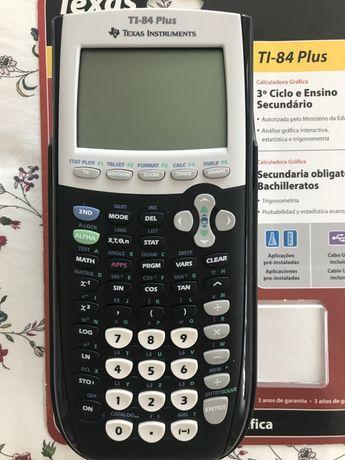 Calculadora gráfica TI-84 Plus  [Texas Instruments)
