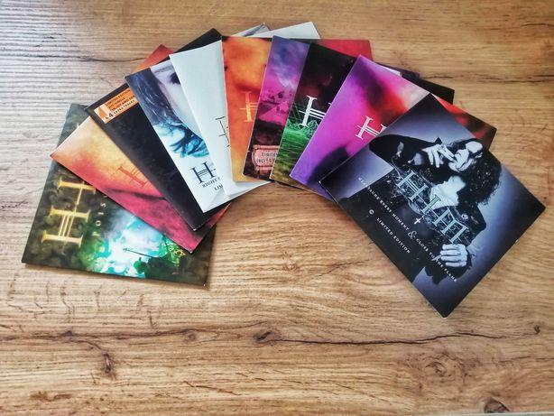 Płyta CD Him - The single collection. Box 10x cd