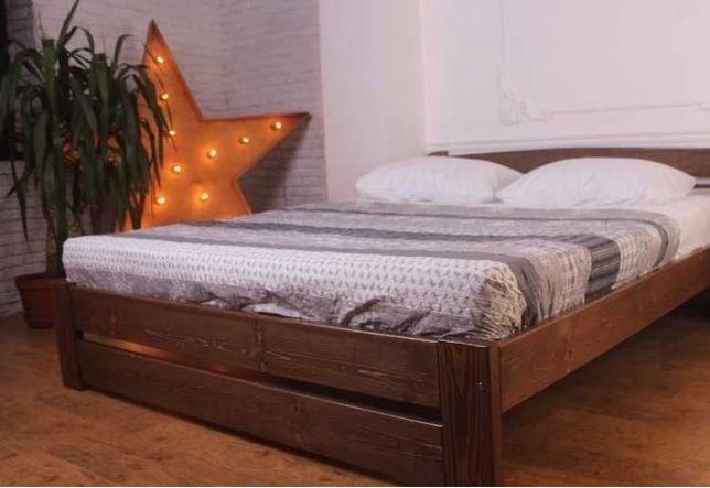 Кровать 140*200 см деревянная для подростка