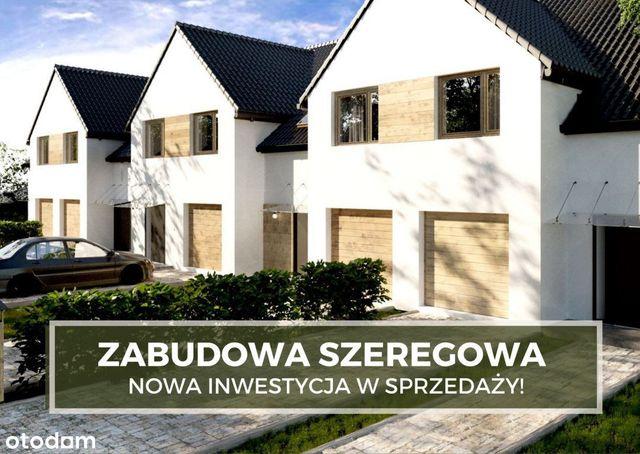 Tylko 1 km do granic Wrocławia>dom z dużym ogrodem
