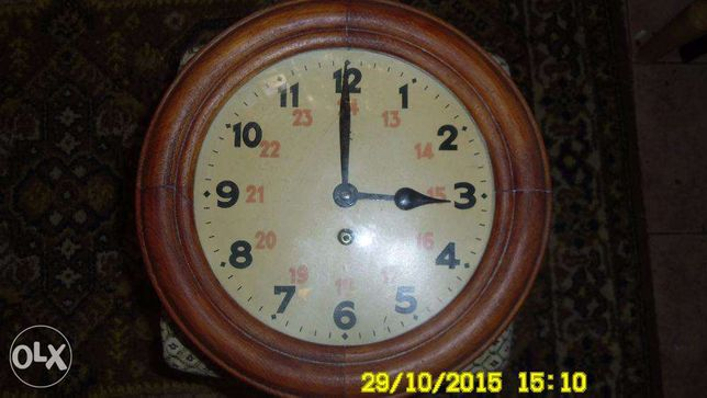Часы немецкие старинные