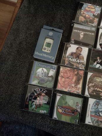 Jogos Dreamcast oficiais e cópias com CD loader