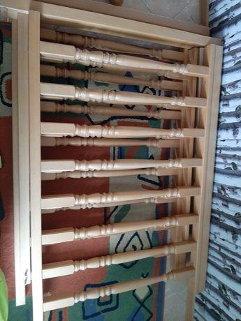 Balustrada + poręcz