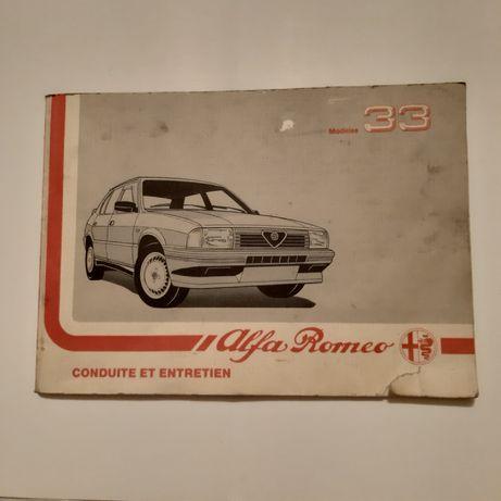 Alfa Romeo podręcznik użytkownika
