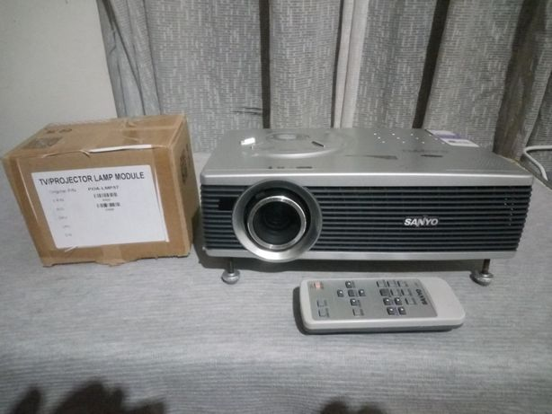 Projector TV 100%