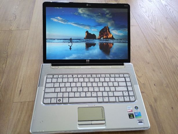 Szkoła Laptop HP DV5-1160ew Intel C2D P7350 Nvidia GeForce 9600M GT KA