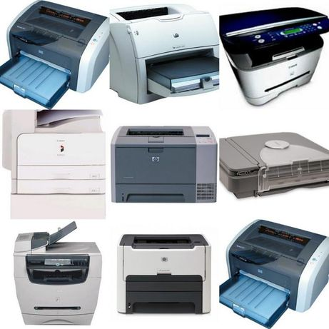 Ремонт и восстановление принтеров