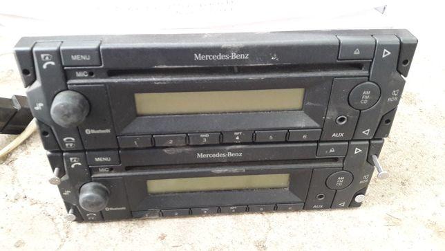 Radio Mercedes - Benz Truckline 2 sztuki