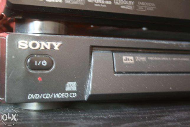 SONY DVD DVP-NS305 odtwarzacz DVD/CD czarny stan idealny