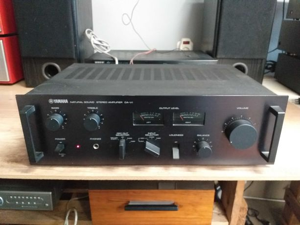 Wzmacniacz Yamaha CA-VI gratka dla Kolekcjonera