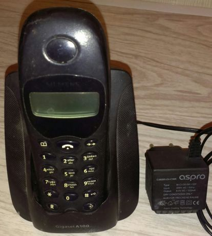 Телефон Siemens Gigaset A 100