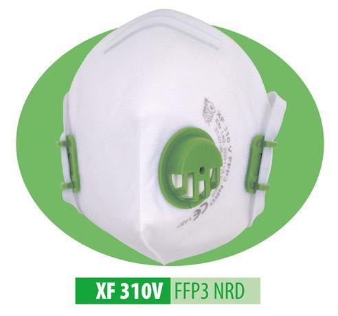 !!! Maska, maseczka ochronna FFP3, OXYLINE XF 310 V FFP3 !!! Wa-wa