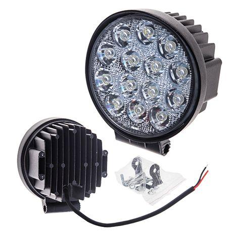 Фара прожектор LML-K1042 SPOT (14led*3w) D=115mm (K1042 S)