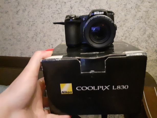 Цифровой фотоапарат L830