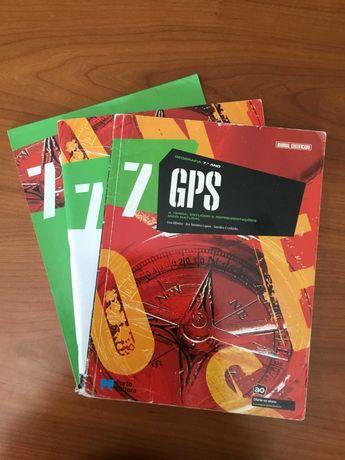"""Geografia """"GPS"""" 7ºAno"""