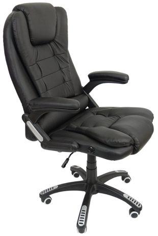 Удобное офисное кресло BSB Bonro из эко логичной кожи. Новинка!