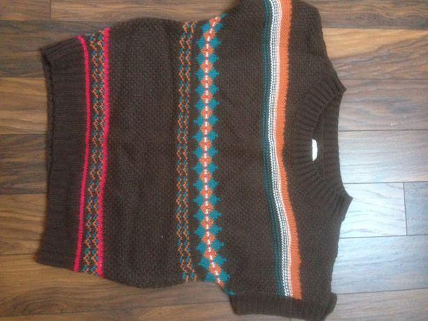 Sweter kamizelka pul&bear r L