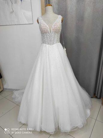 Suknia ślubna MORI LEE . Nie ubrana ani razu !!