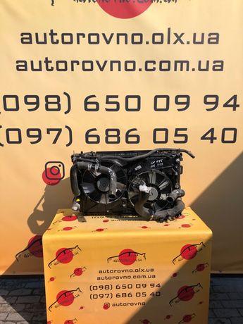 Toyota RAV4 Радиатор диффузор в сборе вентиляторы 2.2 дизель 13-18