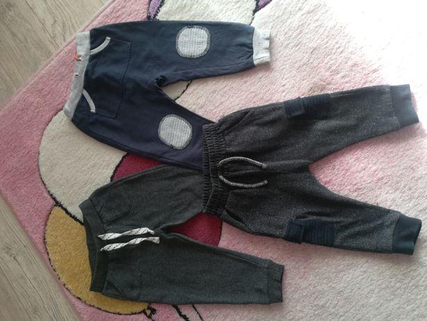 Spodnie dresowe F&F Rebel 5-10-15 rozm 86