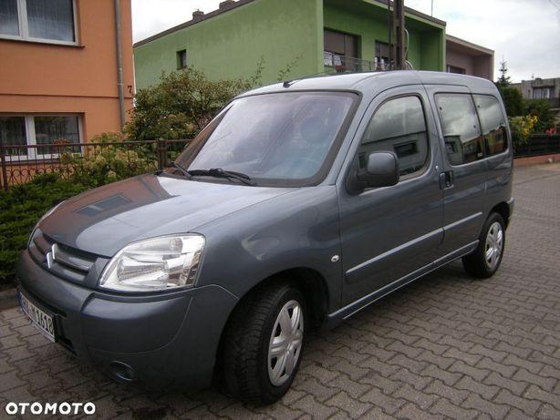 Citroën Berlingo MULTISPACE/1,6/HDI/Klima/stan/serwis/Niemiec/