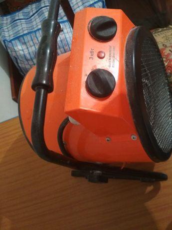 Електро обогріватель на 3 кіловата