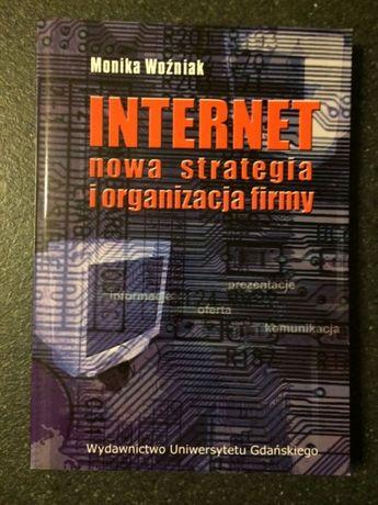 Internet nowa strategia i organizacja firmy