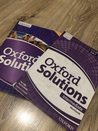 podrecznik i cwiczenia oxford solutions intermediate