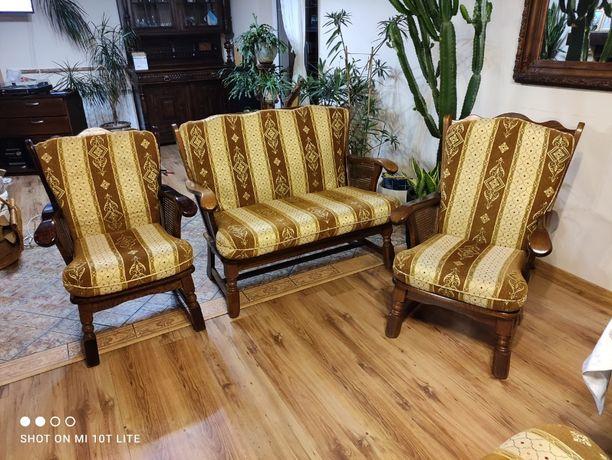 meble sofa plus 2 fotele