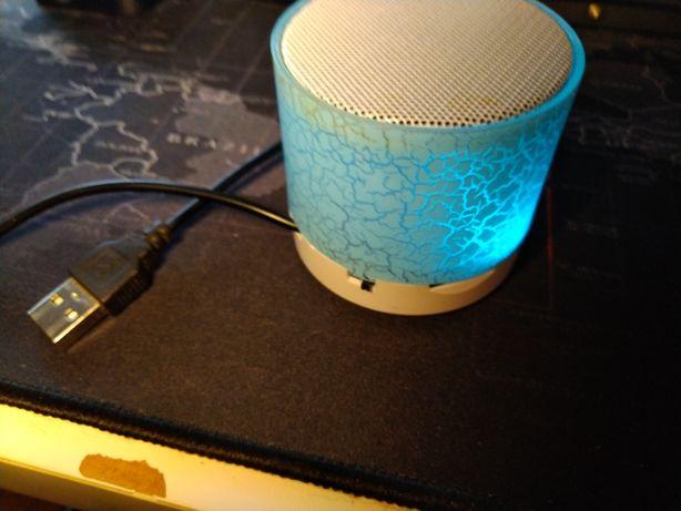 Coluna Mp3 Bluetooth rádio FM