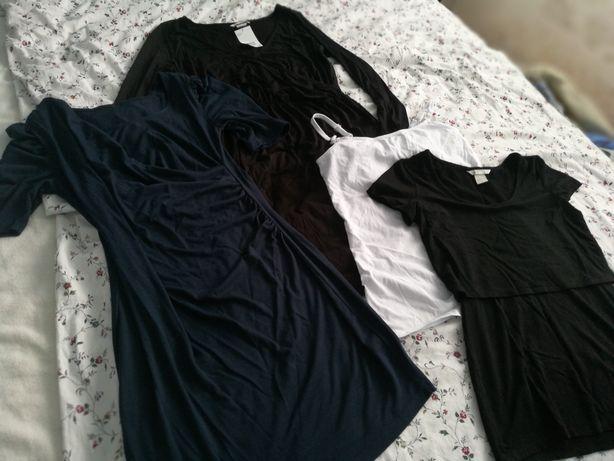 Nowe Ubrania sukienka top do karmienia hm mama s