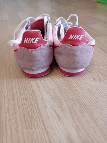 Buty damskie Nike różowe