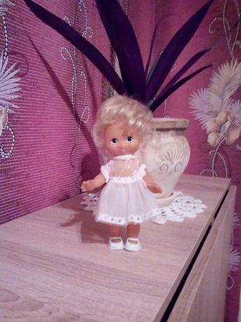 Винтажная кукла гдр