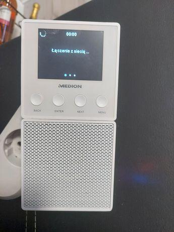Radio gniazdkowe, internetowe Medion
