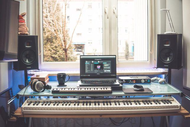 klawiatura midi Numa compact usb keyboard
