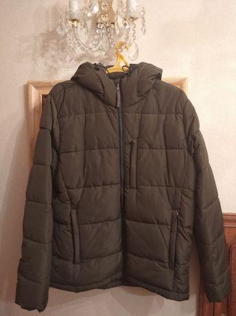 Мужская куртка Reserved хаки