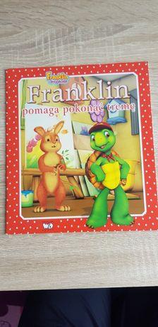 Franklin pomaga pokonać tremę - stan b.dobry