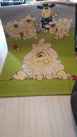 Dziecięcy duży dywan sprzedam/zamienię